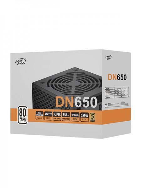 DeepCool DN650 650W 80 PLUS 230V Power Supply - DP
