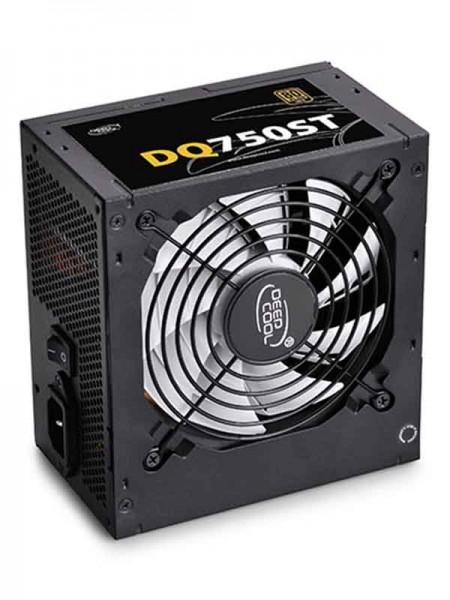 DeepCool DQ750ST 80 Plus Gold 750 Watts Power Supp