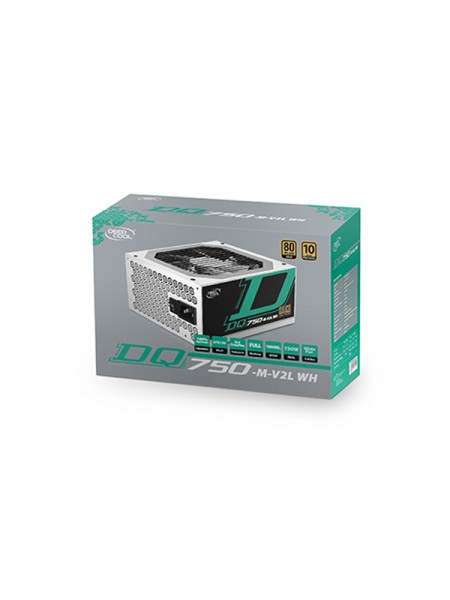 DeepCool DQ750 M V2  80 Plus Gold 750Watts Power S