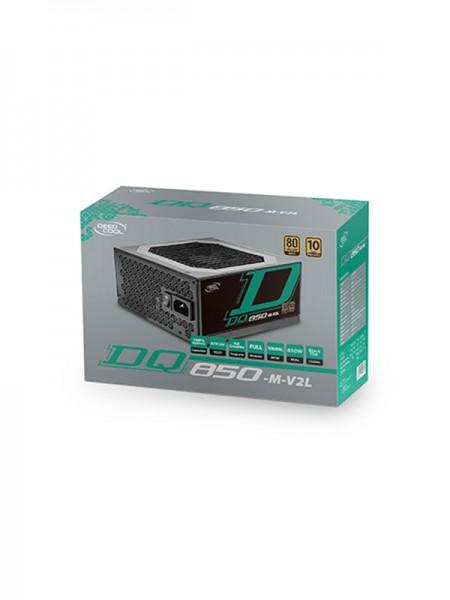 DeepCool DQ850 M V2 80 Plus Gold 850Watt Power Sup