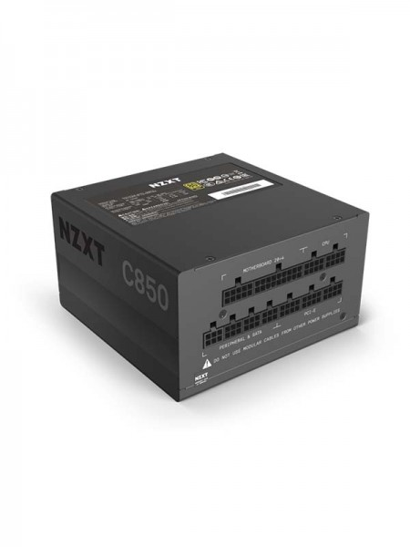 NZXT C850 – 850 Watt Power Supply Unit – 80+ Gold