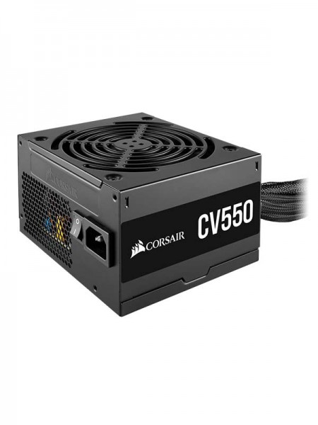 CORSAIR CV Series™ CV550 — 550 Watt 80 Plus® Bronz