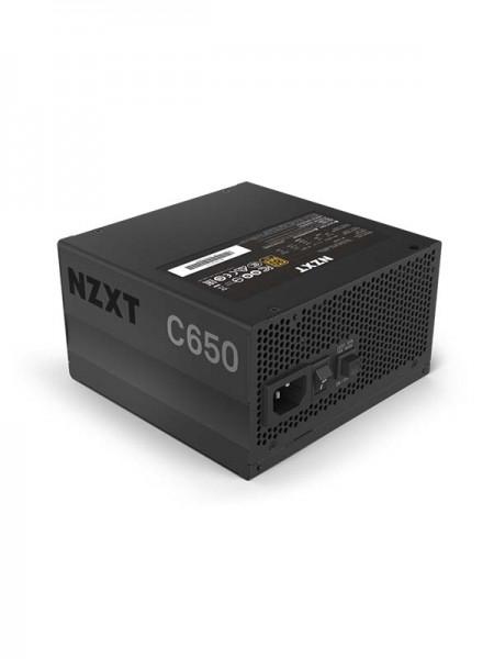 NZXT C650 – 650 Watt Power Supply Unit   NP-C650M-