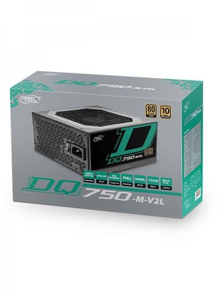 DEEPCOOL DQ750-M-V2L – 750 WATT Power Supply Unit