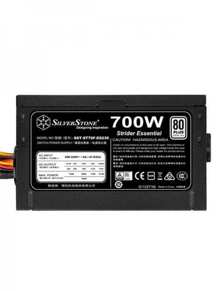 SILVERSTONE ST70F-ES230, 80Plus 700W, ATX +12V Pow