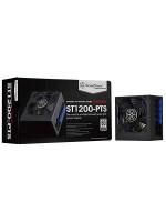 SilverStone ST1200-PTS 1200 Watt Fully Modular 80 Plus Platinum Power Supply - SST-ST1200-PTS