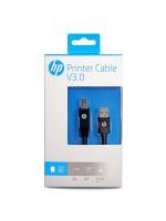 HP Printer Cable USB-B to USB-A v2.0 1.5m - Black   HP040GBBLK1.5TW