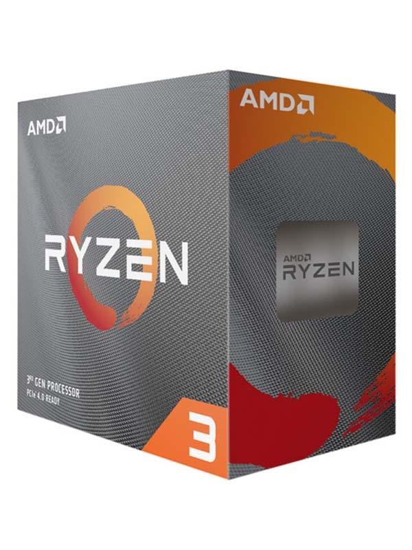 AMD Ryzen™ 3 3100 Desktop Processor | 100-100000284BOX