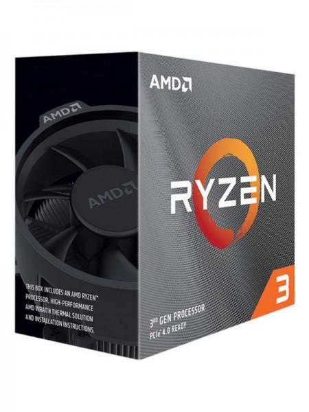 AMD Ryzen™ 3 3100 Desktop Processor | 100-10000028