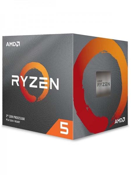AMD Ryzen 5 3600 6-Core 3.6 GHz Socket AM4 65W Des