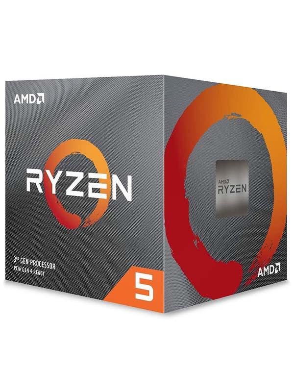 AMD Ryzen 5 3600XT 6-Core 3.8 GHz Socket AM4 95W Desktop Processor | 100-100000281BOX