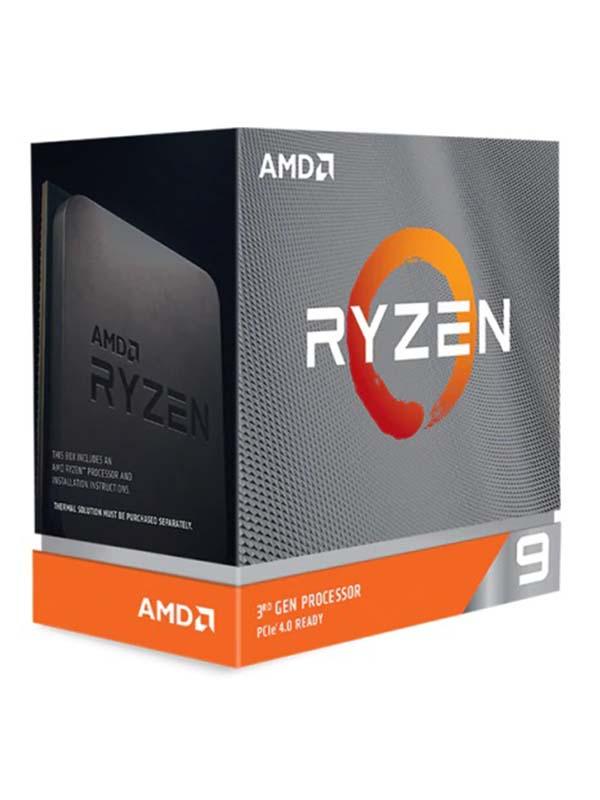 AMD Ryzen 9 3900XT 12-Core 3.8 GHz Socket AM4 105W Desktop Processor | 100-100000277WOF