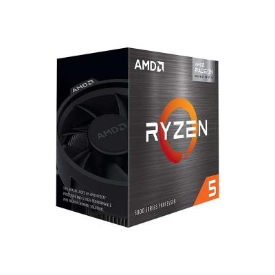 AMD Ryzen 5 5600G, 6 Core, 12 Threads, Desktop Pro