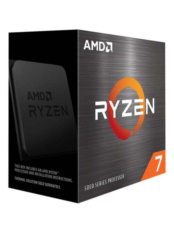 AMD Ryzen 7 5800X, 8 Core, 16 Threads, Desktop Processors, without Fan | 100-100000063WOF