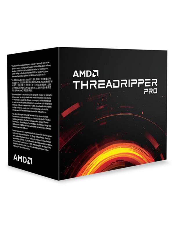 AMD Ryzen™ Threadripper™ PRO 3955WX, 16 Core, 31 Threads, Desktop Processors without Fan | 100-100000167WOF