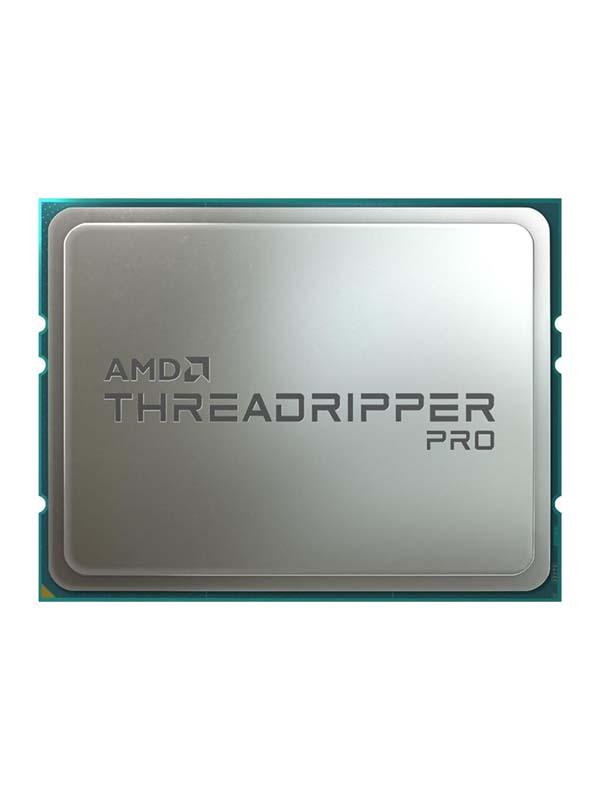 AMD Ryzen™ Threadripper™ PRO 3995WX Desktop Processor, 64 Core, 128 Threads with Zen 2 Technology | 100-100000087WOF