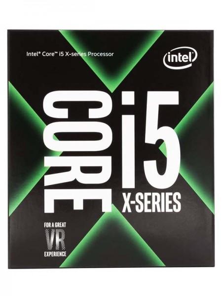 INTEL Core i5-7640X X-Series Desktop Processor, 6M