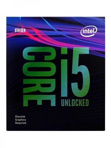 INTEL Core i5-9600KF Desktop Processor, 9M Cache,