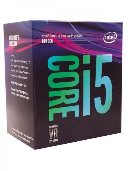INTEL Core i5-8400 Desktop Processor, 9M Cache, up
