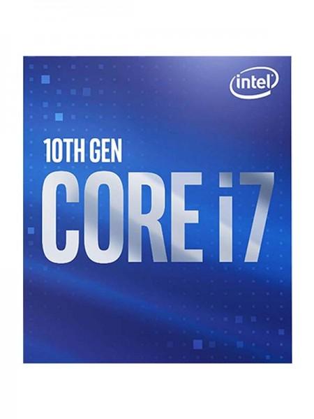 INTEL Core i7-10700 Desktop Processor, 16M Cache,