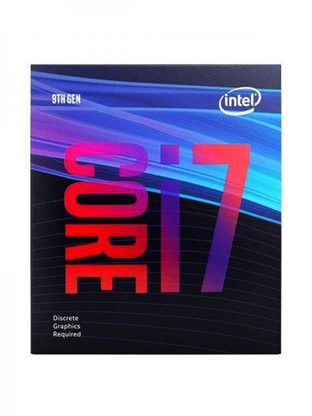 INTEL Core i7-9700 Desktop Processor, 12M Cache, u