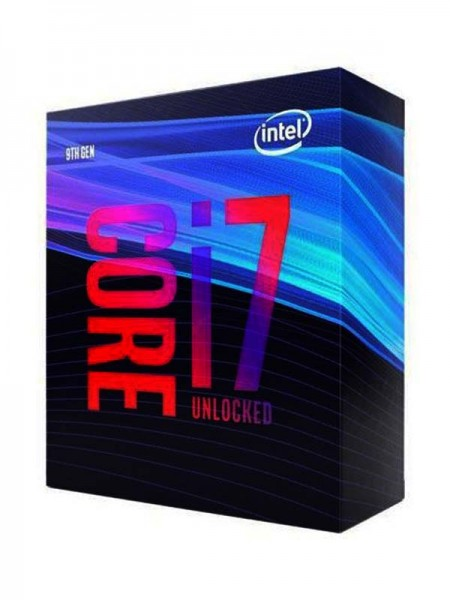 INTEL Core i7-9700K Desktop Processor, 12M Cache,