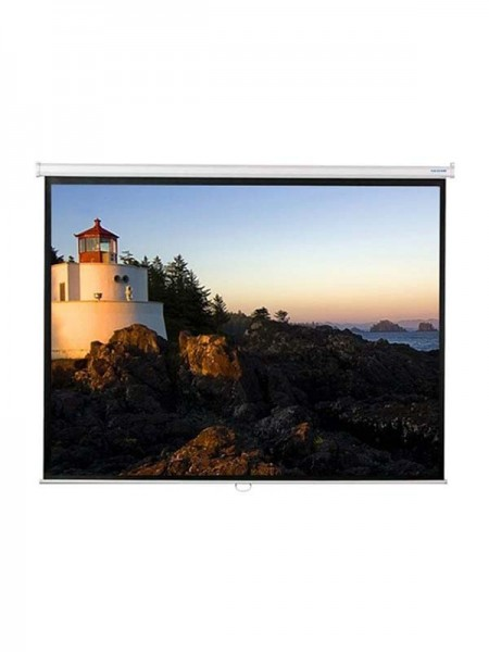 Anchor ANDMV300, 150 inch Diagonal Manual Screen  