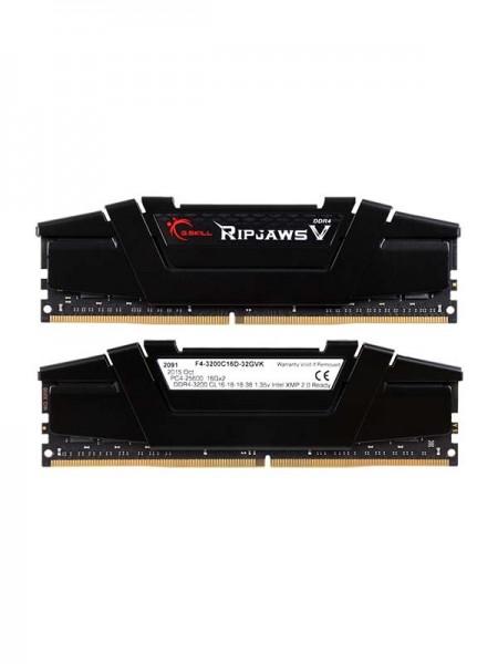 G.SKILL Ripjaws V Series 32GB (2 x 16GB) 288-Pin D