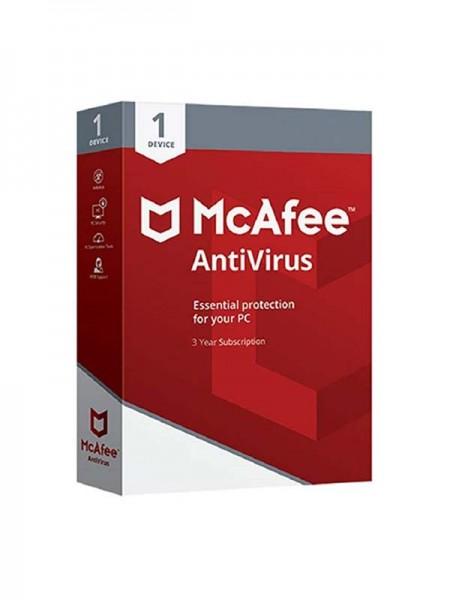 McAfee Anti-Virus PC 1 Device