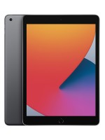 Apple iPad - 2020 (8th Generation) with Facetime 10.2 Inch Display 32GB WiFi, Space Gray