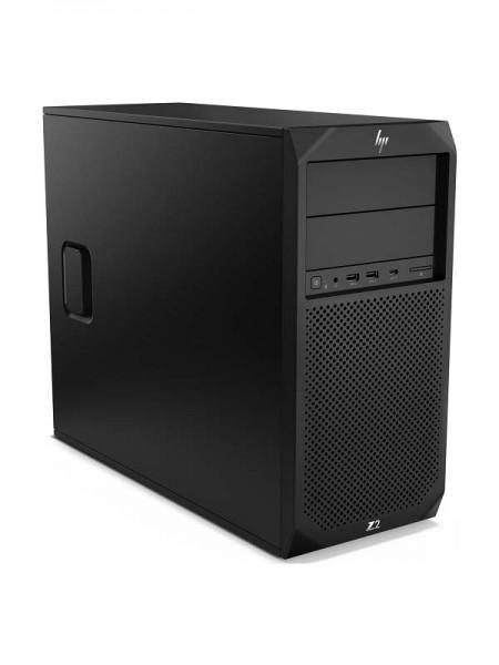 HP Z2 G4 Workstation, Intel Core i7-9700K Processo