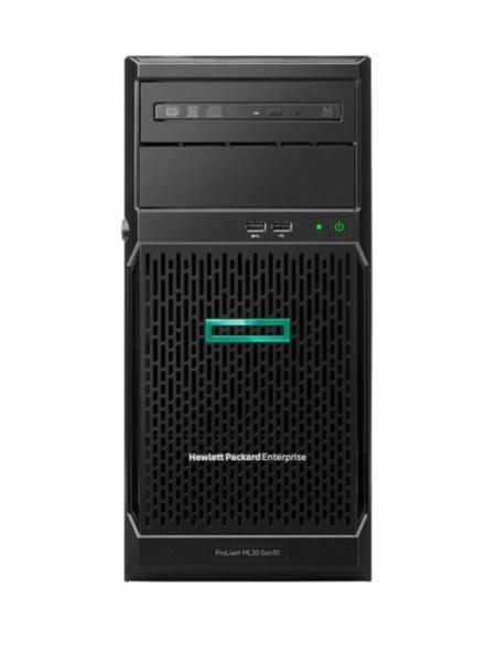 HPE ProLiant ML30 Gen10 E-2224 1P 8GB-U S100i 4LFF