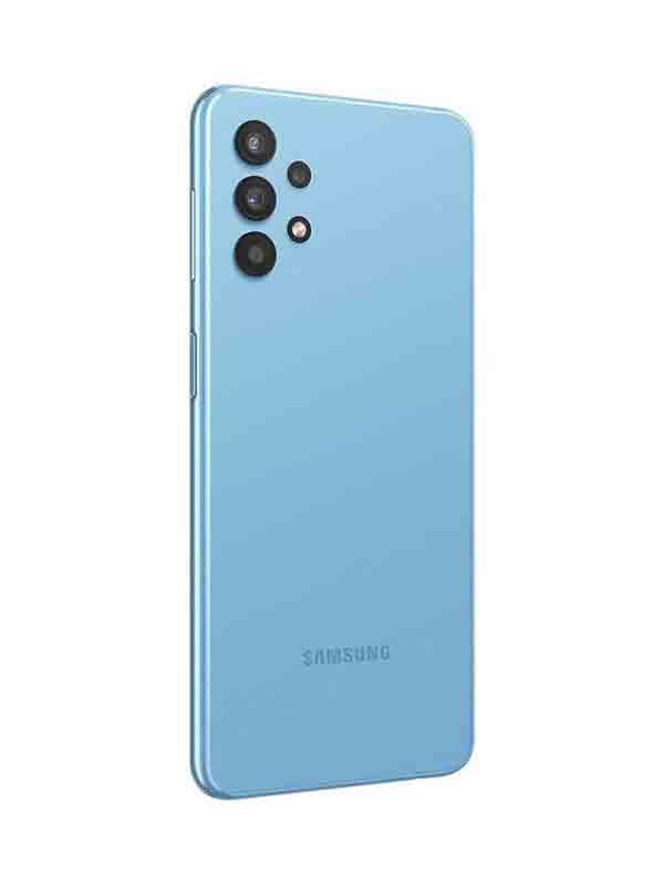 Samsung Galaxy A32 Dual SIM 128GB 6GB RAM 4G LTE, Blue with Warranty