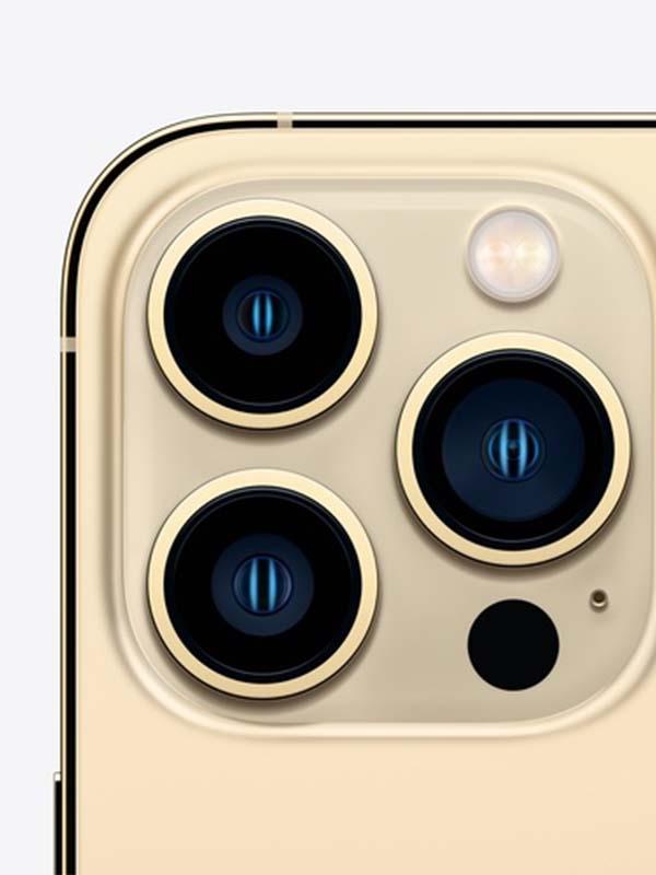 APPLE iPhone 13 Pro 256GB, 5G Physical Dual SIM, GOLD