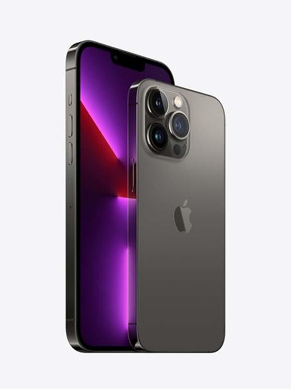 APPLE iPhone 13 Pro 256GB, 5G Physical Dual SIM, GRAPHITE
