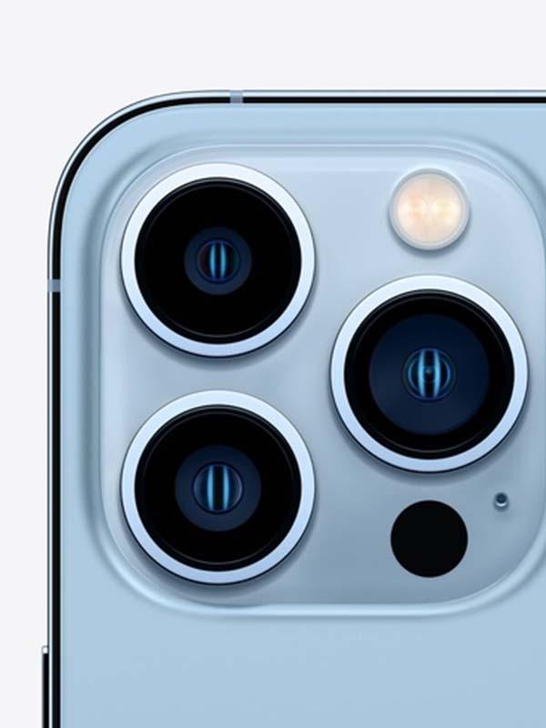 Apple iPhone 13 Pro Max 128GB, 5G Physical Dual SIM, SIERRA BLUE