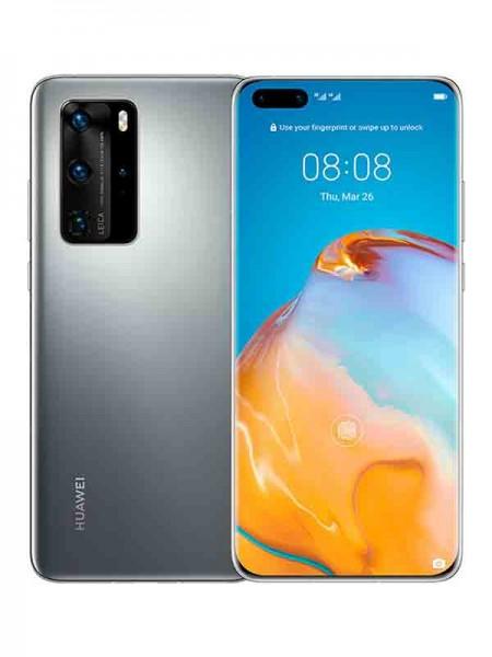 Huawei P40 Pro Dual SIM 256GB 8GB RAM 5G, Silver F