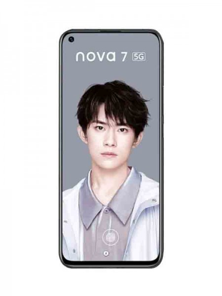 HUAWEI Nova 7 Dual SIM 256GB 8GB RAM 5G, Black wit