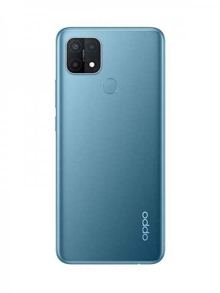OPPO A15s Dual SIM 64GB 4GB RAM 4G LTE, Mystery Bl