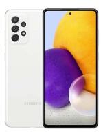 Samsung Galaxy A72 Dual SIM 128GB 8GB RAM 4G LTE, White with Warranty