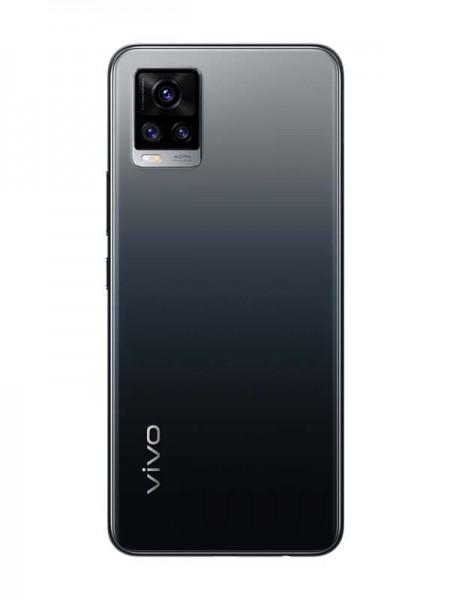 Vivo V20 Dual SIM 128GB 8GB RAM 4G LTE, Midnight J