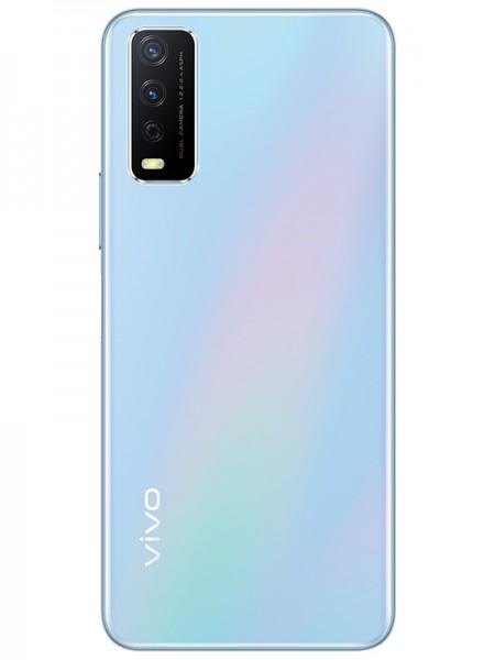 Vivo Y12S Dual SIM 32GB 3GB RAM 4G LTE, Glacier Bl