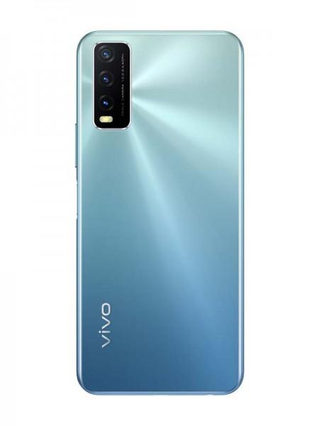 Vivo Y20s Dual SIM 128GB 8GB RAM 4G LTE, Purist Bl