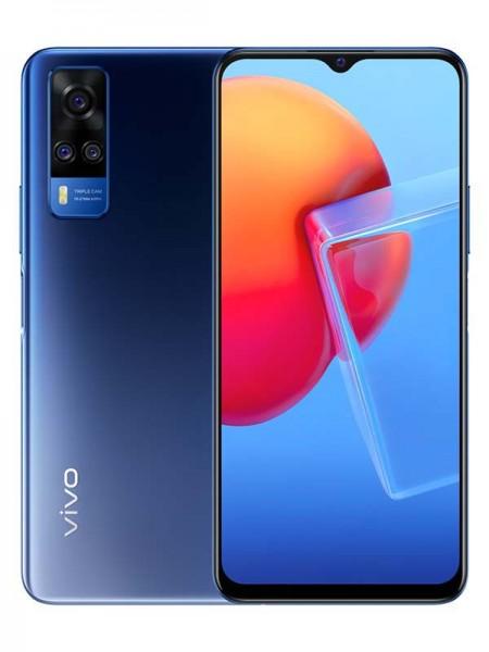 Vivo Y51 Dual SIM 128GB 8GB RAM 4G LTE, Titanium S