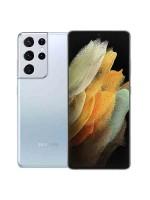 Samsung Galaxy S21 Ultra 256GB 12GB RAM Dual SIM 5G, Phantom Silver with Warranty